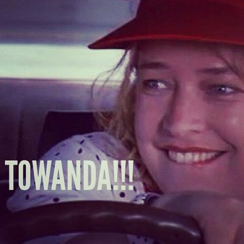 Towanda!!! - Finding your inner hero - Fried Green Tomatoes