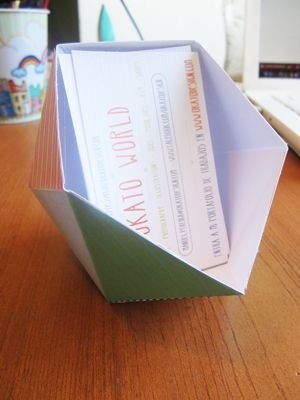 Okato World: DIY & Crafts: GeoBall