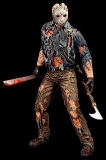 Horror Movie Action Figures , Friday the 13th Jason