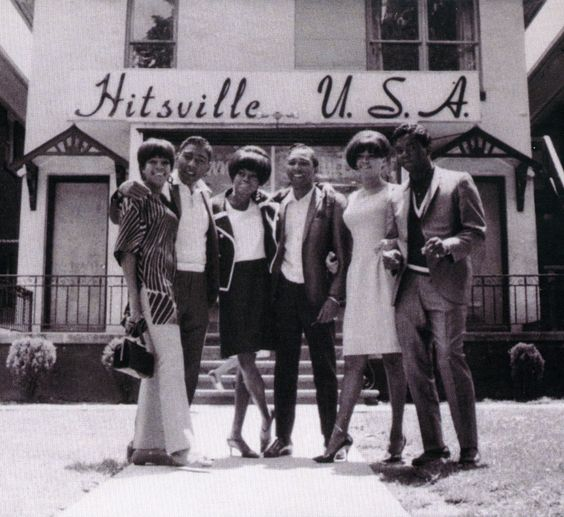 Hitsville Usa The Motown Singles Collection