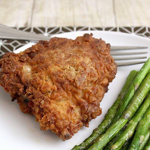 Americas Test Kitchen Bone In Baked Chicken Breasts