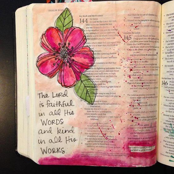 Dear Journal, Journal Psalms, Journaling Psalms, Bible Art Journaling, Journaling Ideas, Psalms 126, Psalm Bible, Lord Bible, Bible Verses