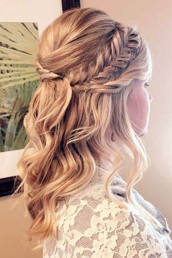 Are you interested in the new formal hairstyles for medium hair trends? Then check out our photo gallery and find the most complimenting styles.