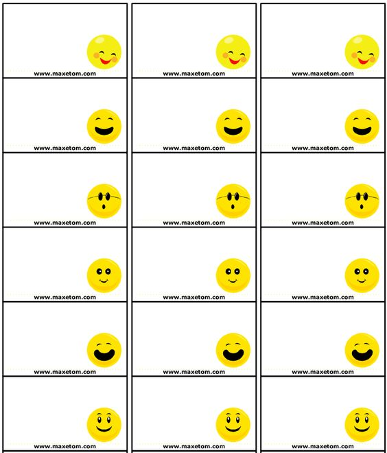 Pinterest the world s catalog of ideas - Smiley a imprimer ...