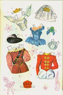 Bonecas de Papel: Estrelas do Ballet