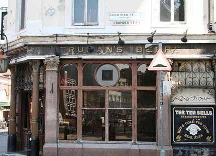 Jack the Ripper - The Ten Bells Pub