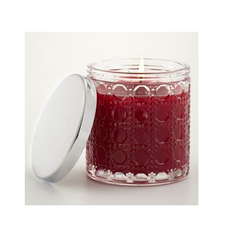Aromatique aromatique the smell of christmas candle in crystal glass