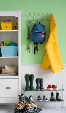 4 Hard-Working Spaces to Freshen Up - You may pass through these spaces daily—or just once in a blue moon. With a little TLC, they can be cleaner and more inviting.