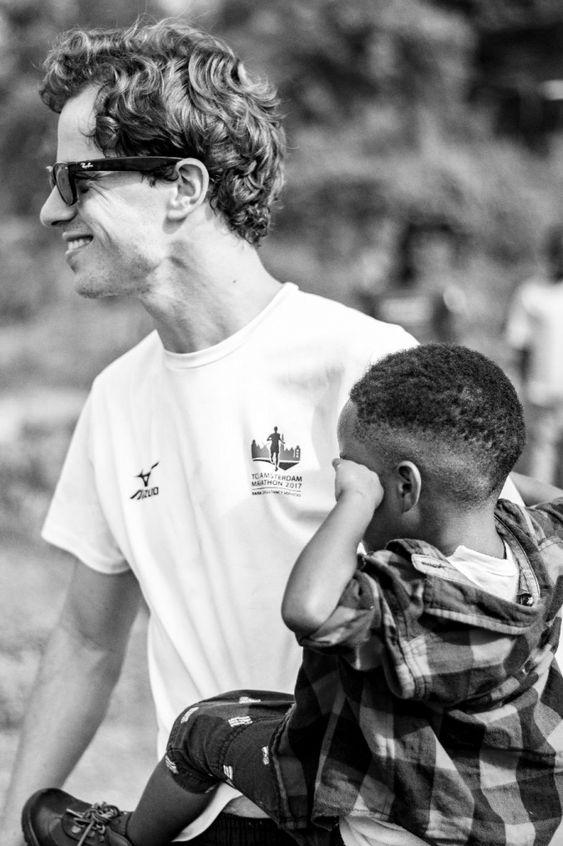 Sierra Leone in rouw om tropenarts Wouter (31): 'Voor altijd een held'
