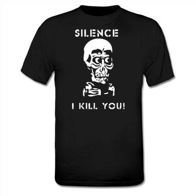 Silence I Kill You T-Shirt