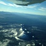 Student pilot Jean Moule got a taste of mountain flying in her backyard--and a vantage point she'd never experienced before.