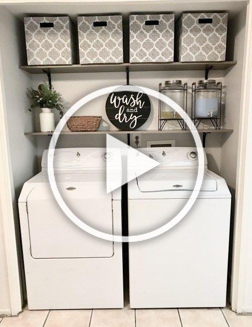 Pin By Dinda Ebol On Laundry Mudroom In 2020 Laundry Room Wall Decor Decor Diy Room Decor