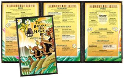 The Banana Hut - Hawaiian Food, nice people, fun project to work on...