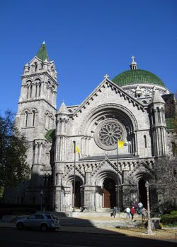 Cathedral Basilica - St Louis, Missouri: