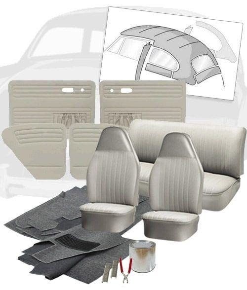 Vw Bug Interior Kit Vw Bug Interior Interior Vw Bug