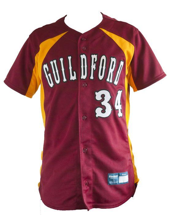 Guildford Mavericks Jersey (Custom w/Name on Back)