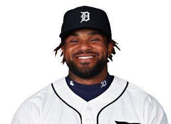 Prince Fielder~Detroit Tigers. I am not a Detriot Tiger fan but I am still a Prince Feilder fan!