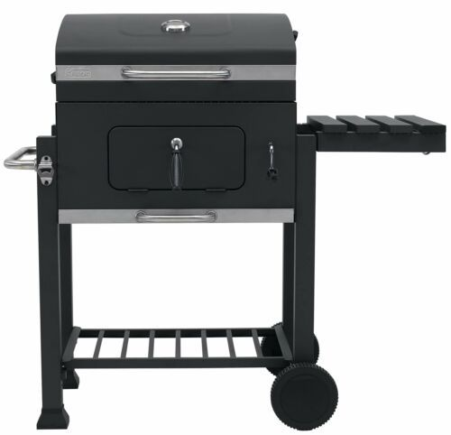 Tepro Toronto Click Model 2019 Barbecue Trolley Anthracite Stainless Steel Ebay Barbecue Grilling Bbq
