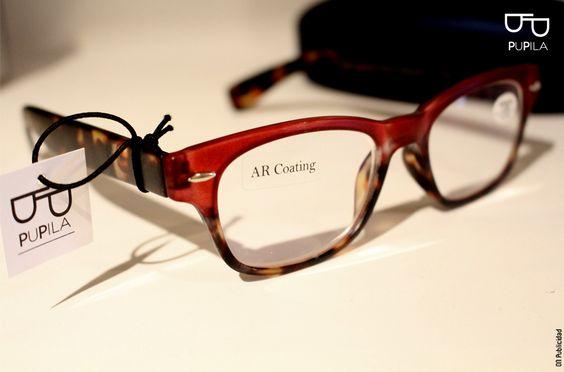 Gafas Pupila.