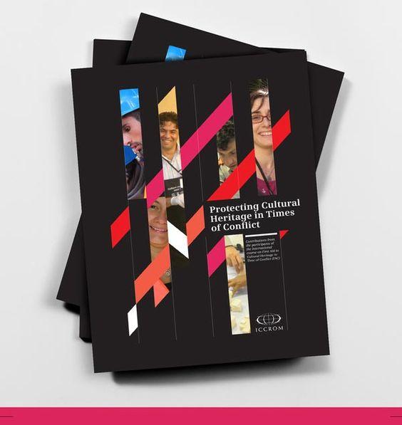 40 BEST Exhibition & Museum Brochure Design. | Print Layout/Design ...