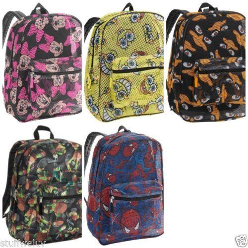 kids mesh backpacks Backpack Tools