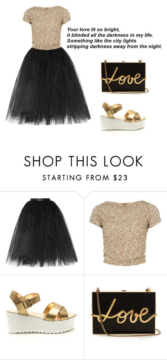 """""""Untitled #469"""" by paulii55 ❤ liked on Polyvore featuring Ballet Beautiful, Alice + Olivia and Lanvin"""