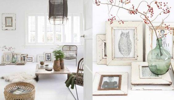 Tanta luce, bianco e materiali naturali per una casa scandinava.