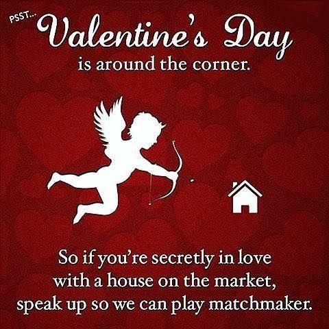 It S Almost Valentine S Day Heilbrun Home Team Pop Bys Real Estate Real Estate Fun Real Estate Advertising