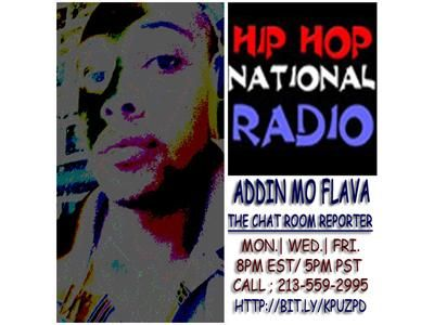 """Hip Hop National Jams """"In The MIx"""" 04/30 by Hip Hop National Radio 