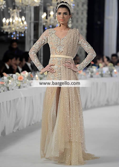 Bridal Gowns Kuwait : Elan pscc wedding dresses pakistani designer