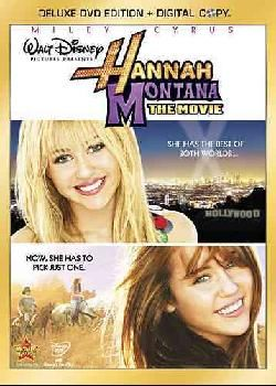 @Overstock - Peter Chelsom (SERENDIPITY, SHALL WE DANCE?) directs teen superstar Miley Cyrus in this feature that brings the popular Disney Channel character Hannah Montana to the big screen. With a crazy double life in California as an everyday teen with the secre...http://www.overstock.com/Books-Movies-Music-Games/Hannah-Montana-The-Movie-DVD/4061650/product.html?CID=214117 $11.76