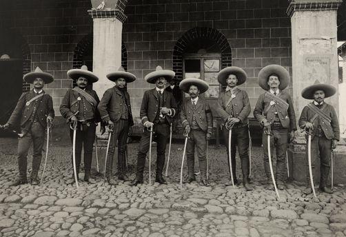 Mexican Rurales