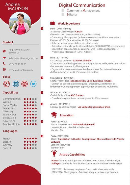 Cv Assistante Chef De Projet Modele Cv Sur Mesure Moderne Upcvup Chef De Projet Digital Lettre De Motivation Modele Lettre De Motivation