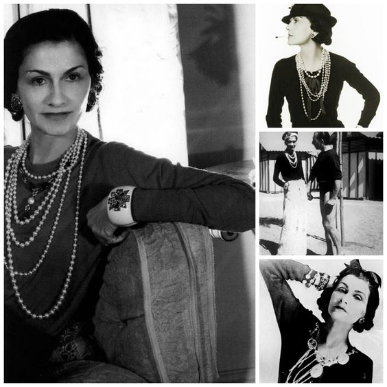why coco chanel is the ultimate fashion icon for the professional female.