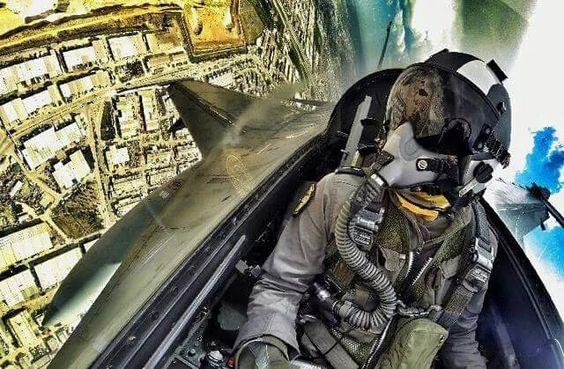 Turkish F16 Pilot