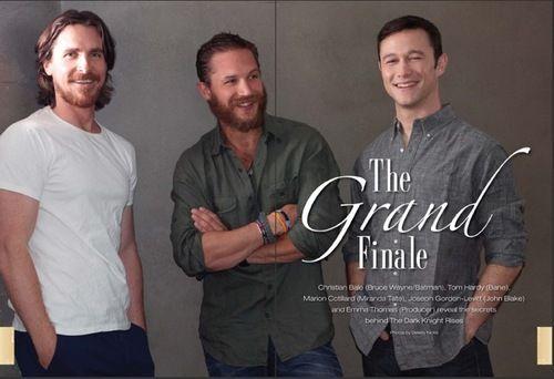 Bale, Tom, and Gordon   # Pin++ for Pinterest #