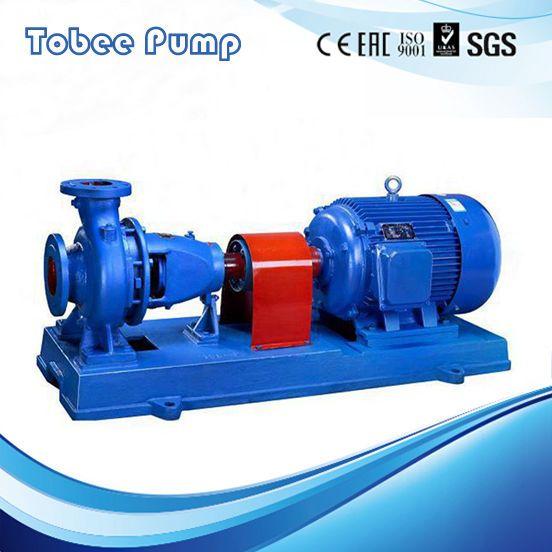 Semi Open Centrifugal Pump Water Pump Enclosed Impeller Monoblock