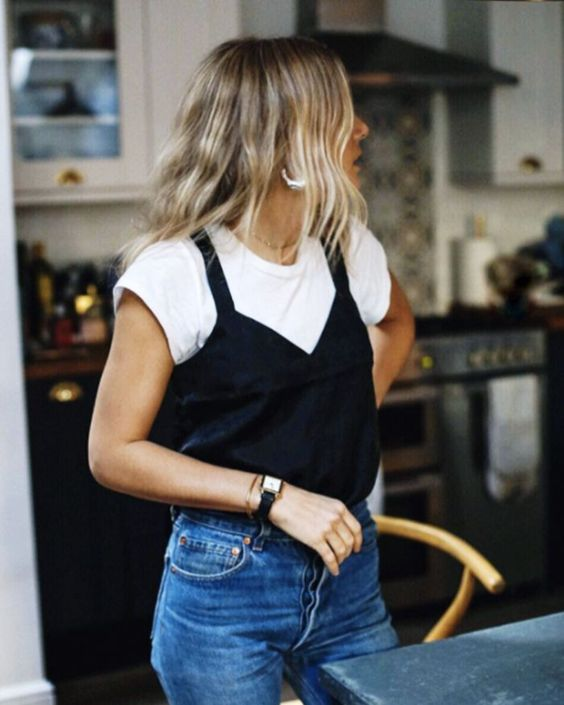 What to Wear to a Dinner Party (as Staying in Is the New Going Out) via @WhoWhatWearUK
