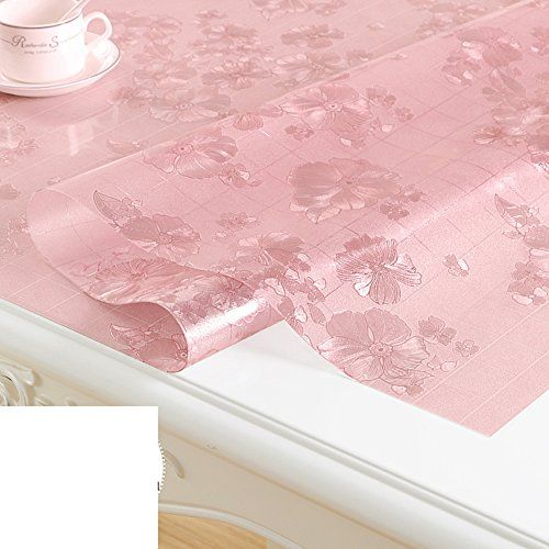 Pvc Table Cloth Waterproof Burn Proof Oil Proof Disposable