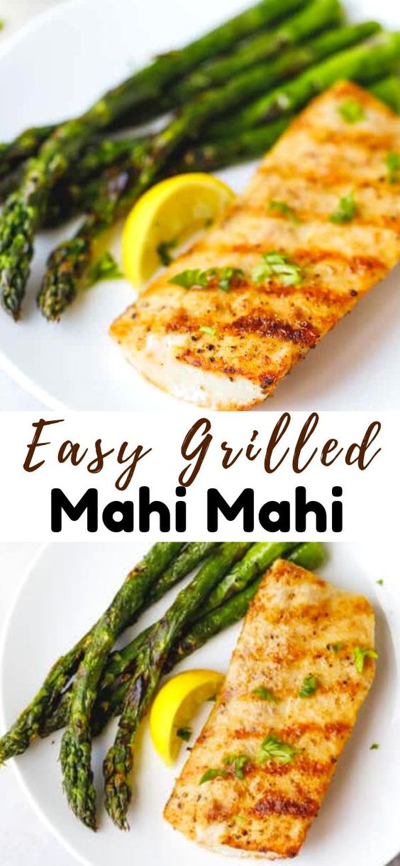 Fish is healthy and easy to bake, grill, or fry. From baked salmon to crunchy fish tacos, you'll be hooked on these healthy fish recipes. healthy fish recipes | fried fish | white fish recipes | easy fish recipe | mahi mahi recipe #fish #recipes