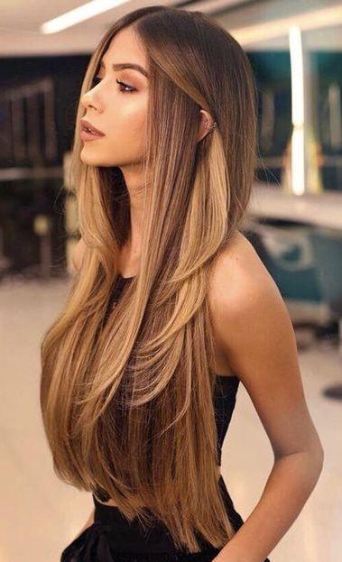 Wonderful Long Layered Hair Long Hair Styles Hair Styles Haircuts For Long Hair