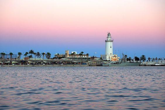 Ein Video-Trip nach Málaga für den Dortmunder Flughafen: Hafen - © Fee ist mein Name