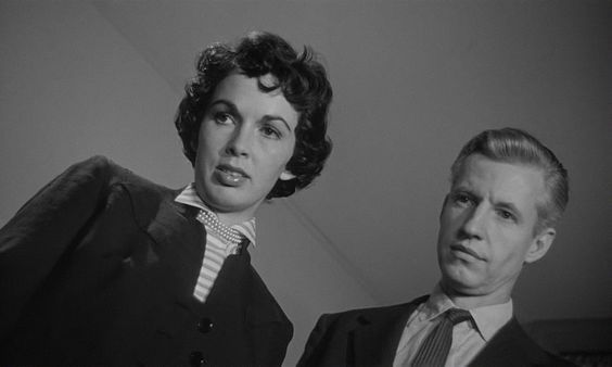 Kiss Me Deadly (1955) Film Noir, Robert Aldrich, Wesley Addy,