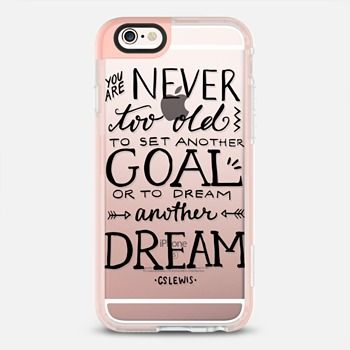 Never Too Old to Dream