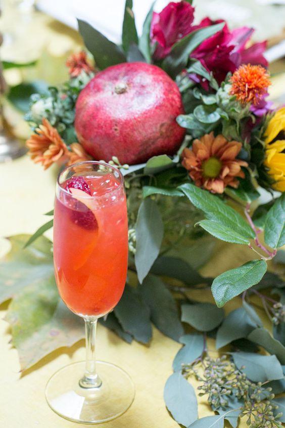 Algonquin Bar Punch Recipe - Sugar and Charm
