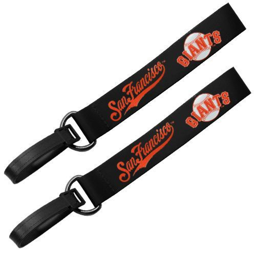 San Francisco Giants 2-Pack Luggage ID Tags - Sunset Key Chains
