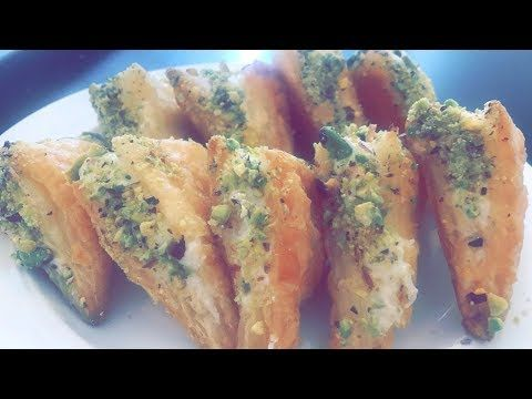 Pin On Recipes Arabic Sweets