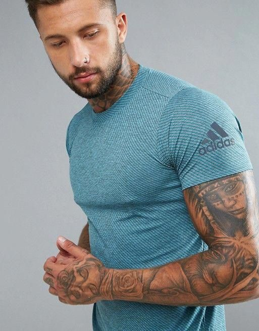 adidas t shirt gym