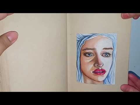 My Sketchbook Tour 2018 Youtube With Images Cat Drawing