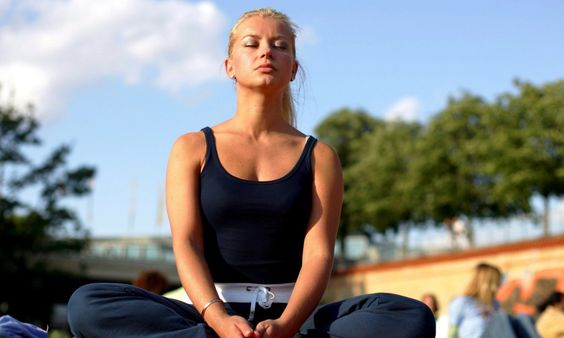Stressed? Meditating really does work